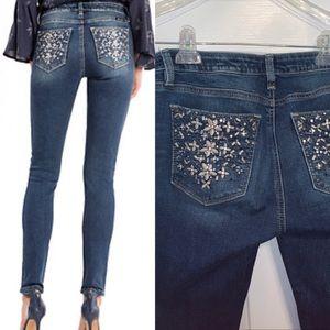Miss Me Jeans Skinny Size 28